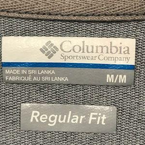 Columbia Shirts - Columbia Sportswear Full zip hoodie